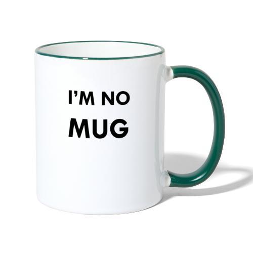 mug - Tofarget kopp