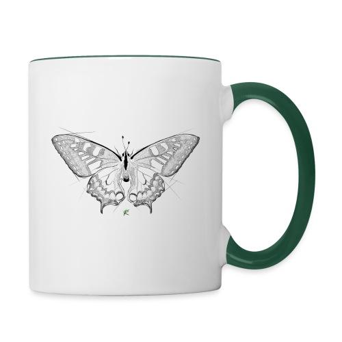 Butterfly - Tazze bicolor
