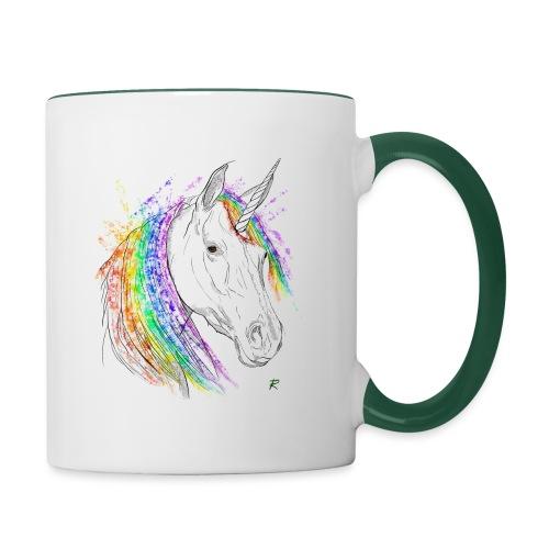 Unicorno - Tazze bicolor
