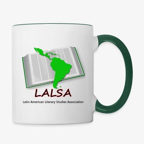 LALSA Dark Lettering - Contrasting Mug