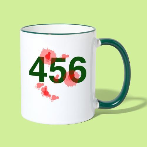 Numbers - Contrasting Mug