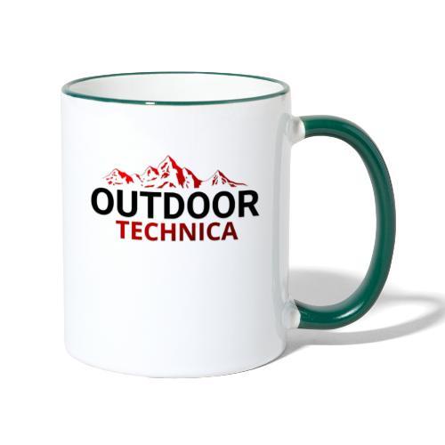 Outdoor Technica - Contrasting Mug
