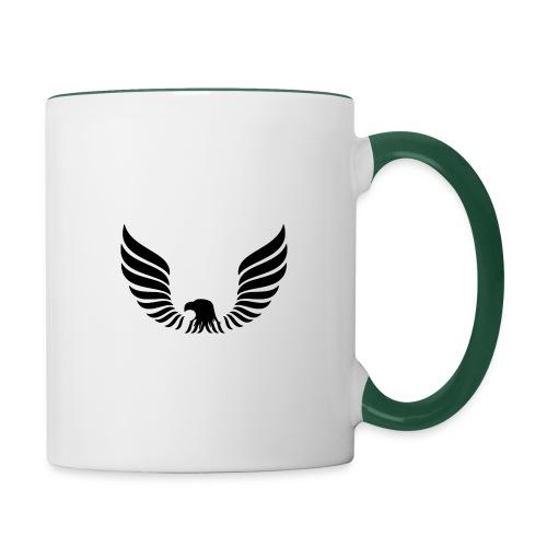 Aguila - Taza en dos colores