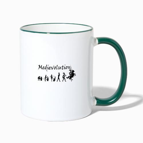 Medievolution - Mug contrasté
