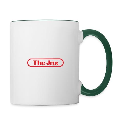 The Jnx - Tvåfärgad mugg