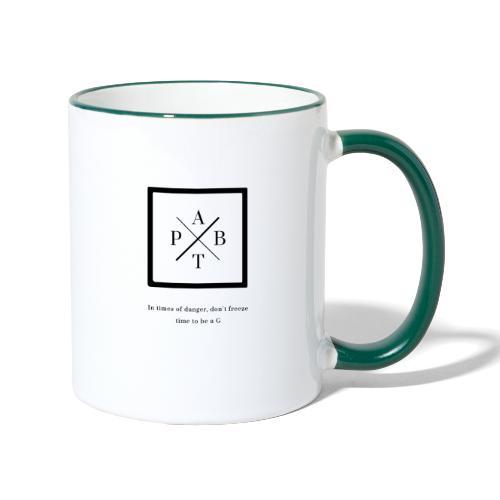 Transparent - Contrasting Mug