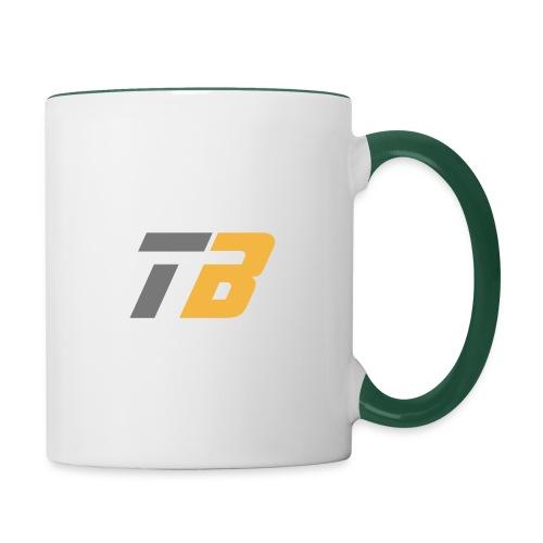 Logo Team Benninghofen - Tasse zweifarbig