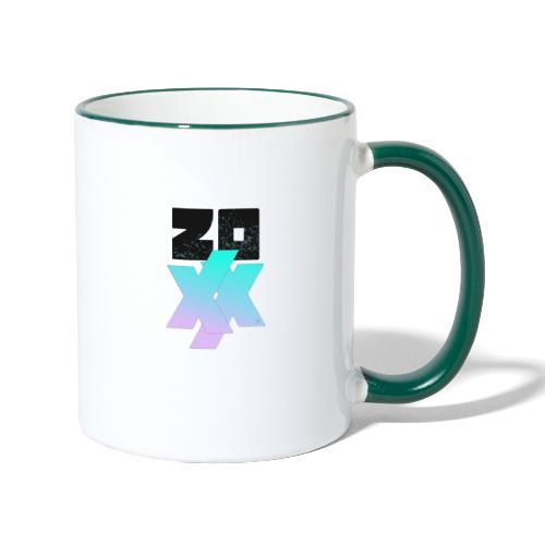 2020 - Contrasting Mug