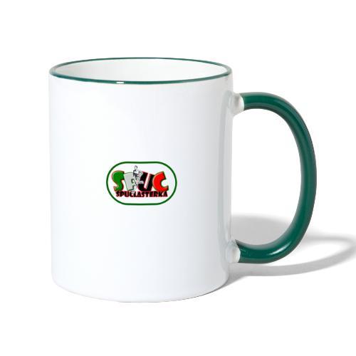 SPUC LASTERKA - Mug contrasté