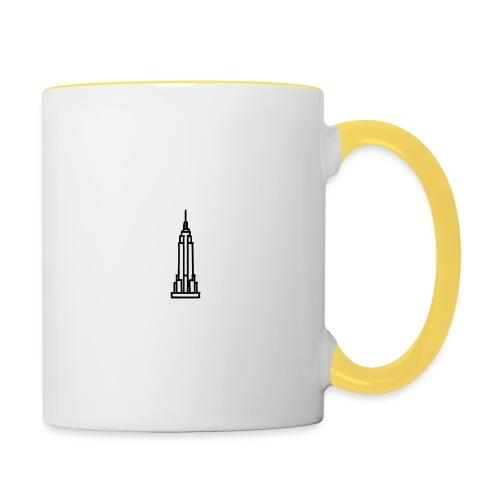 Empire State Building - Mug contrasté