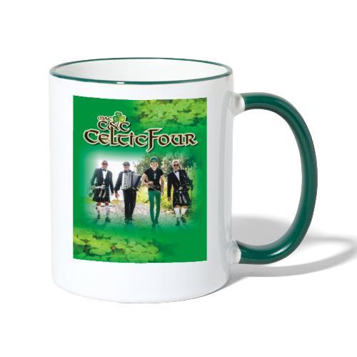 MacC&C Celtic Four '19 - Tasse zweifarbig
