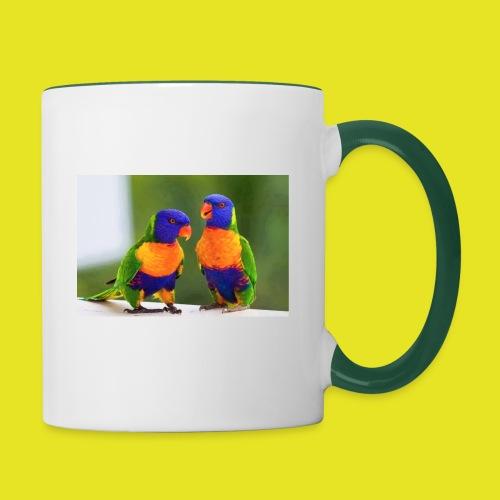 Plumcolor - Mug contrasté