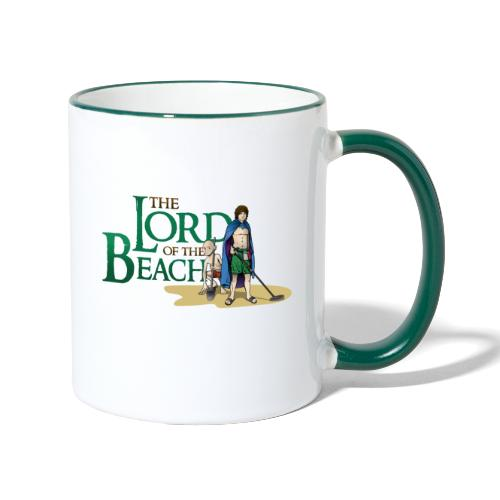 The Lord of the Beach - Taza en dos colores