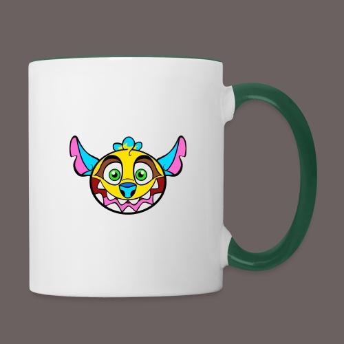 SCOOLY - Mug contrasté