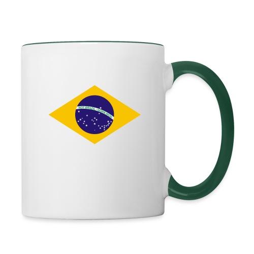 NOT BRAZIL - NORN IRON - Contrasting Mug