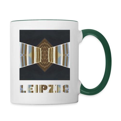 Leipzig #2 - Tasse zweifarbig