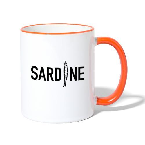 SARDINE - Tazze bicolor