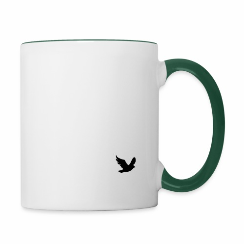 THE BIRD - Contrasting Mug