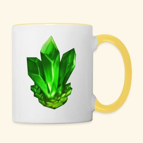 Pirate Galaxy Cryonite - Contrasting Mug