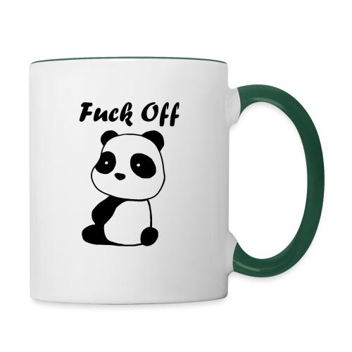 Mad Panda - Tasse zweifarbig