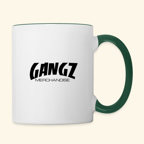 gangz merchandise - Contrasting Mug
