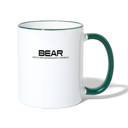 BEAR Battle Encounter Assault Regiment - Mug contrasté