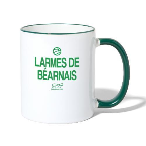 LARMES DE BÉARNAIS - Mug contrasté