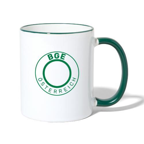 BGE-Österreich - Tasse zweifarbig