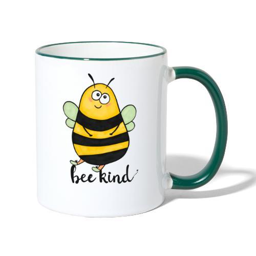Bee kid - Contrasting Mug