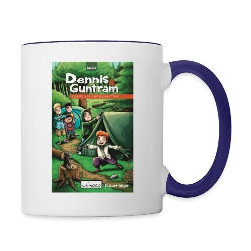 DennisGuntram Band2 1500x2400 jpg - Tasse zweifarbig