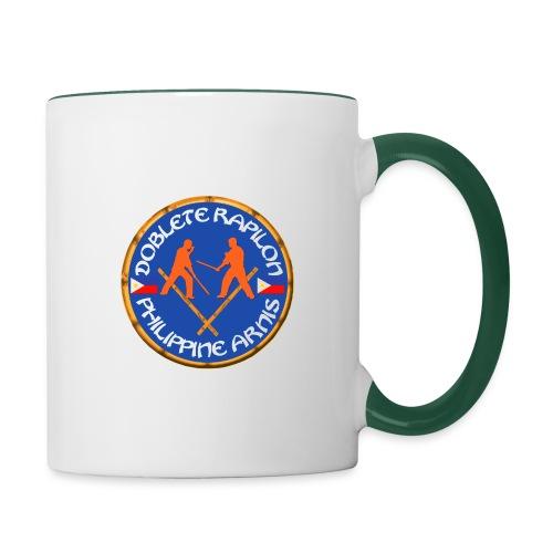 Arnis Kali Doblete Rapilon - Mug contrasté