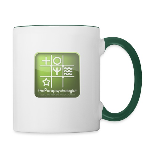 logo 2007 - Contrasting Mug