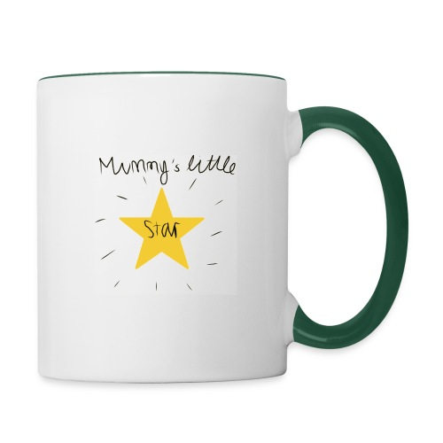 Star - Contrasting Mug