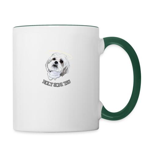 HOLY SCHI TZU - Contrasting Mug