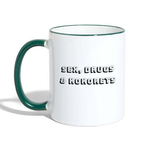 sex transp2 - Contrasting Mug