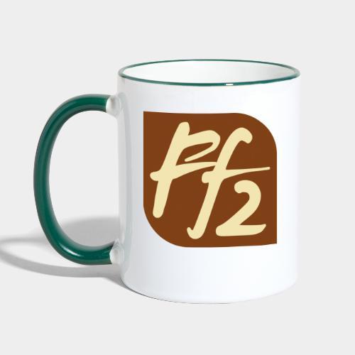 FF2 - Kaksivärinen muki