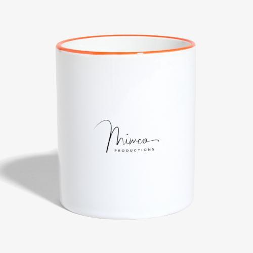 MIMCO Classic - Contrasting Mug