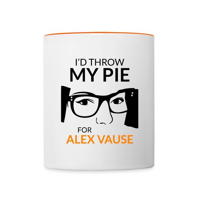 I d thrw my pie for Alex Vause