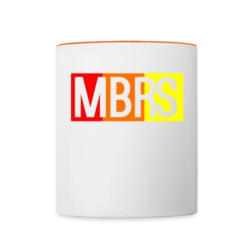 MBRS Block Design - Contrasting Mug