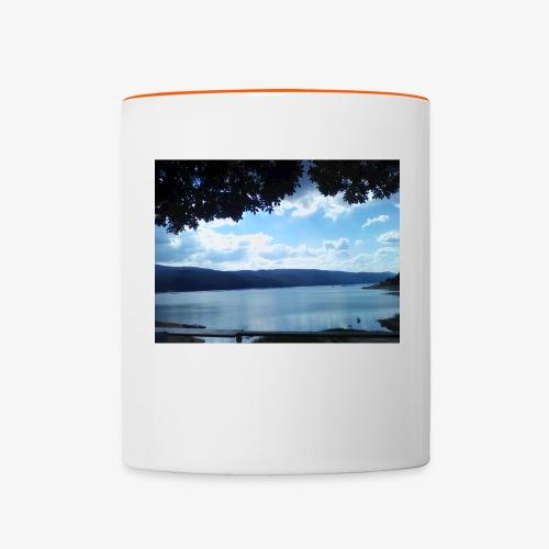 nature - Contrasting Mug