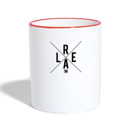 REAL - Contrasting Mug