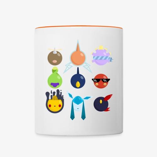 Sneazy-Gang - Mug contrasté