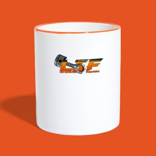 LSFlogo - Mug contrasté