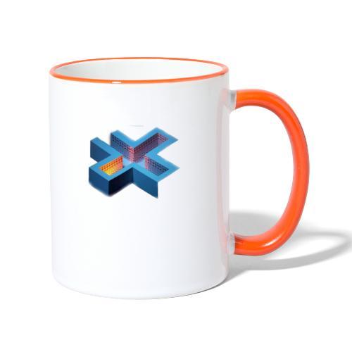 frise 01 - Mug contrasté