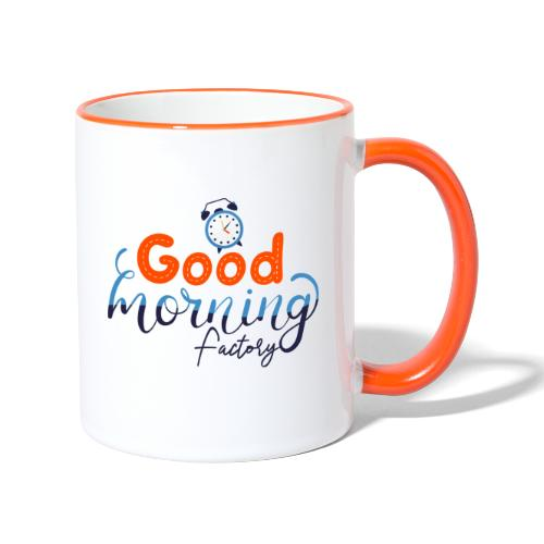 Good Morning Factory - Tazze bicolor