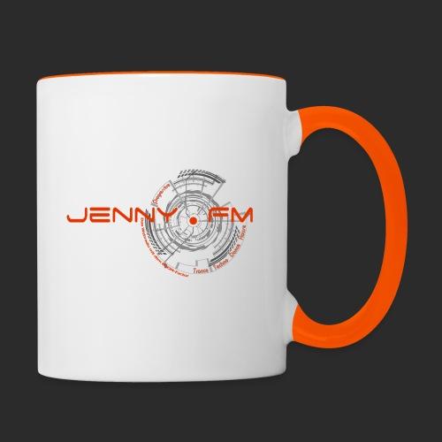 jenny-shirt-2019 - Tasse zweifarbig