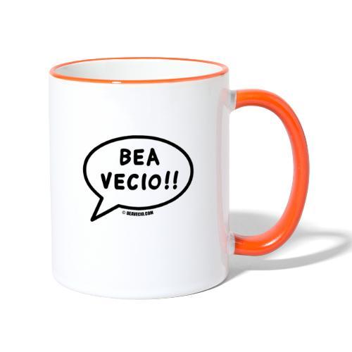 Bea Vecio Logo - Tazze bicolor