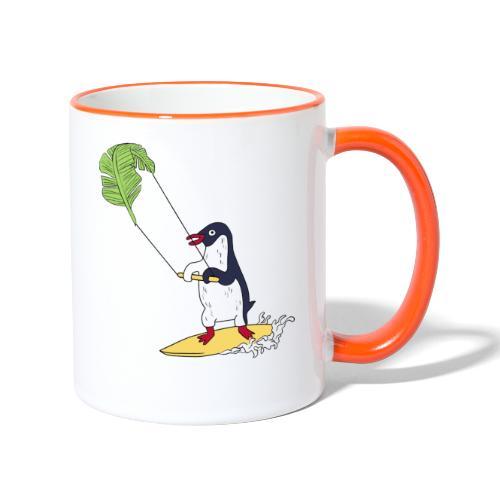 Penguin cup - Contrasting Mug