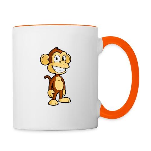 MistaMonkey - Contrasting Mug