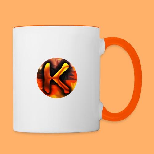 Kai_307 - Profilbild - Tasse zweifarbig